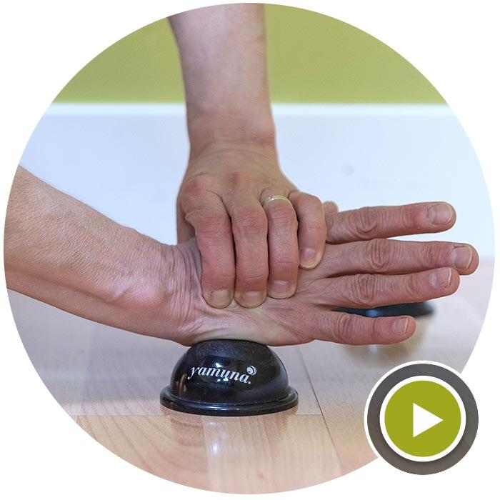 Yamuna Hand Wrist - Centro Kiden