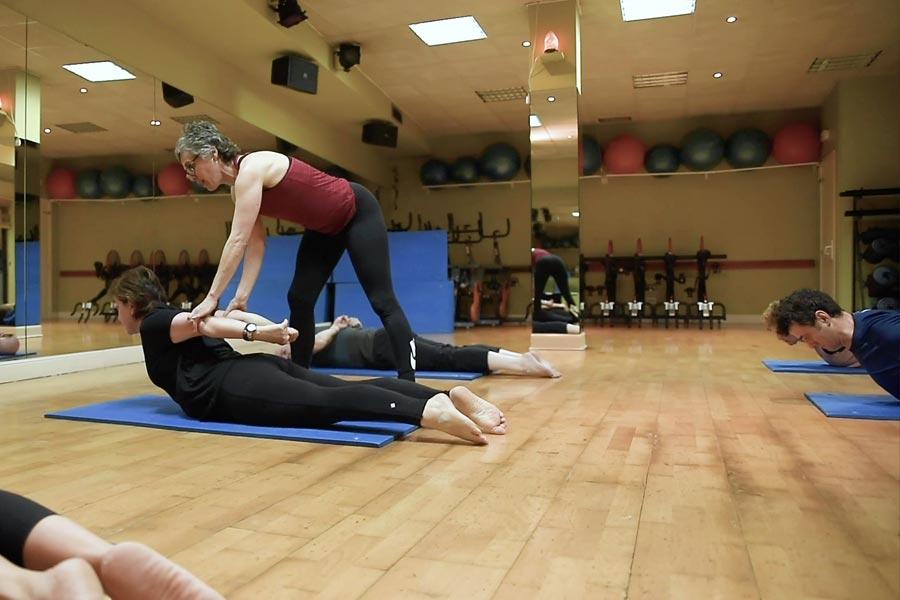 Clases de Pilates - Centro Kiden