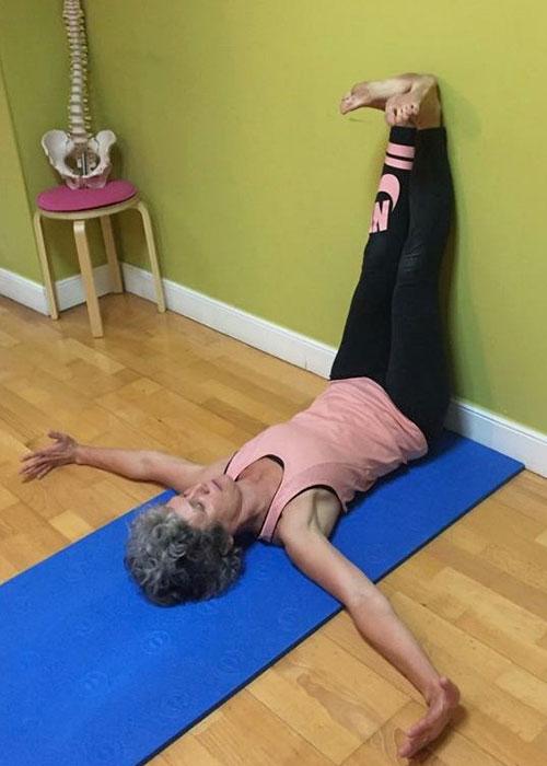 Stretching Centro Kiden Llodio