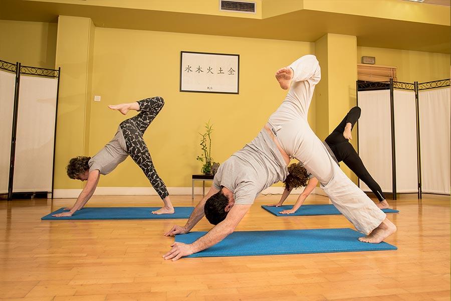 Clases de Yoga - Centro Kiden