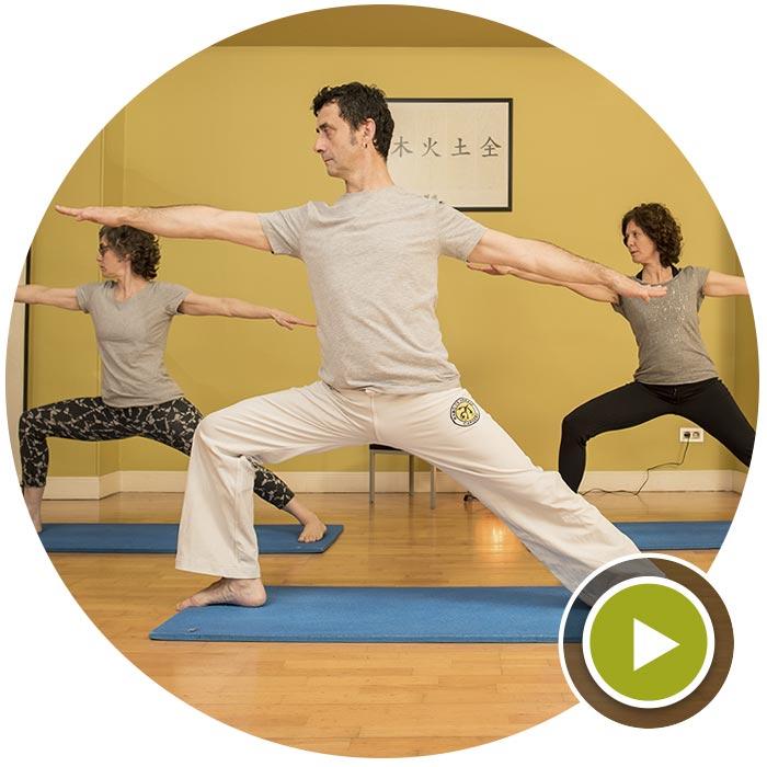 Clases de Yoga Centro Kiden